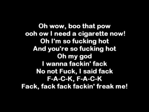 Eminem  Fack HQ Lyrics
