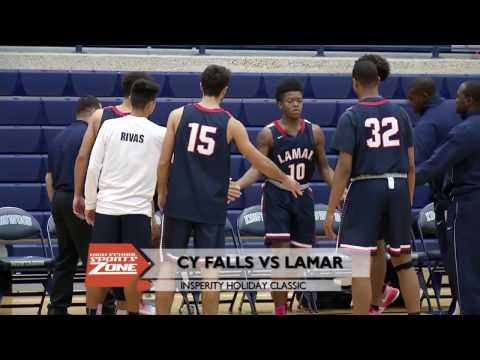Third Round matchup between Lamar and Cy falls at the Insperity Holiday Classic. Don't forget to SUBSCRIBE to our YouTube channel for other great videos: https://www.youtube.com/user/kube57...
