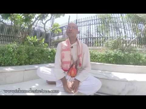 How I Came To Krishna Consciousness by HG Radha Krishna Prabhu