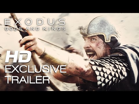 Exodus: Gods and Kings | Official Trailer #2 HD | 2014