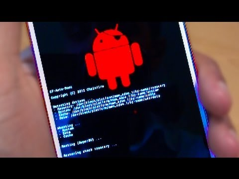 How to Root Samsung Galaxy S4 IV Easily!