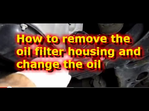 How to change the oil and filter on a 2011 Toyota Corolla