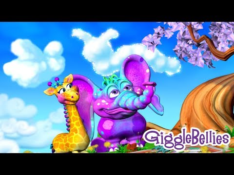 """""""Imagine A Cloud"""" Kids Song 