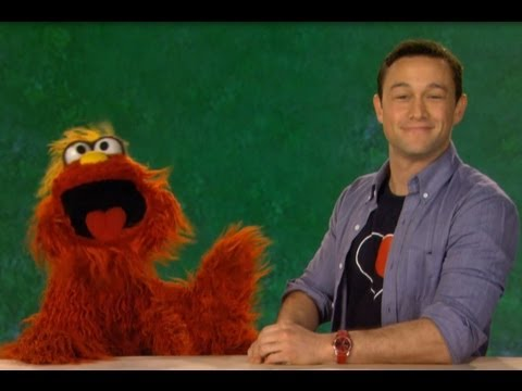 Sesame Street: Joseph Gordon-Levitt and Murray - Reinforce