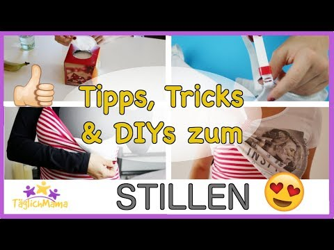 8 STILL-HACKS / MOM HACKS für Stillende Mamis / breastfeeding hacks / Täglich Mama