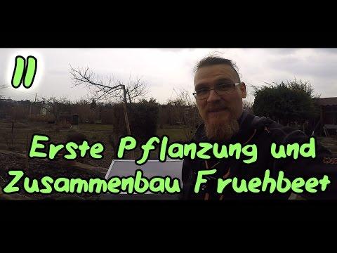 Gartentagebuch (Teil11): Erste Pflanzung Und Aussaat