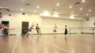 The Nutcracker ~ Behind The Scenes, Salt Creek Ballet
