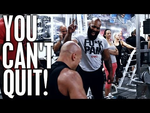 CT Fletcher + The Russian Legend, Denis Semenikhin, Special Appearance by Big Rob and Mike Rashid