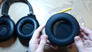 Replacing the Pads on My AKG K550 Headphones