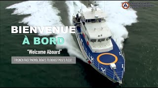 Bienvenue À Bord (Welcome Aboard)