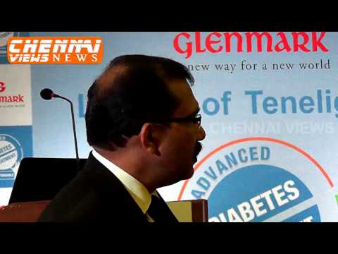 Glenmark launches Teneligliptin significantly affordable cost in Tamil Nadu