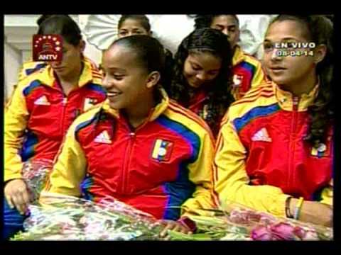Asamblea Nacional entregó reconocimiento a la selección femenina de la vinotinto