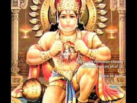 Anjaneya Dandakam by M BalamuraliKrishna (Telugu)