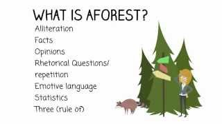 "a forest persuasive writing I found ""aforest persuasive techniques"" lesson plan at share my lesson there are so many more free, quality lessons on the site, so head on over."