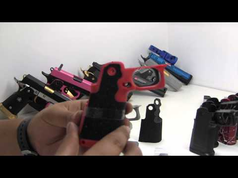 Airsoft Masterpiece Marui Hi-Capa Grips Overview (HD)
