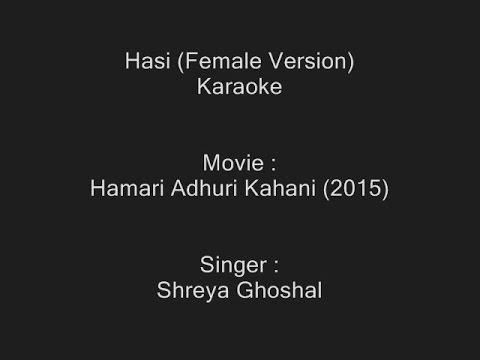 hamari adhuri kahani piano sheet music pdf