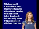 Alyson Stoner - Lost And Found