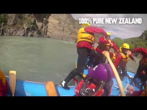 Rapid adventure: NZ High Performance Camp