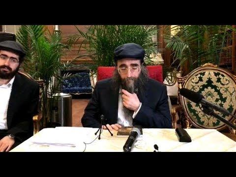 הרב פינטו - שיעור השבועי פרשת וישב - חידושים עצומים על הפרשה