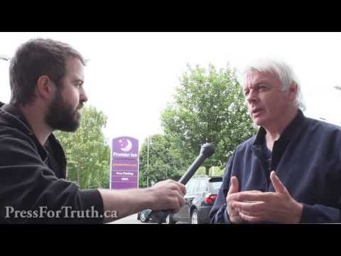 Dan Dicks Interviews David Icke On Satanism And Demonic Possession video