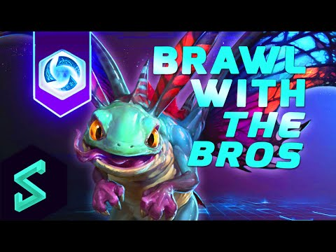 Heroes of the Storm Gameplay | Brawl With The Bros 17 | MFPallytime & Hengest | Heroes of the Storm