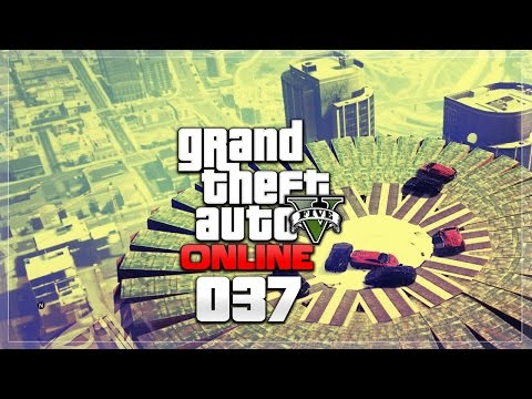 GTA ONLINE #037 - Der BESTE Job aller Zeiten