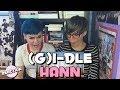 (G)I-DLE ((여자)아이들) - HANN (ALONE) (한(一)) ★ MV REACTION thumbnail
