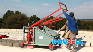 Doubell Jumbo MK3 Brick Machine