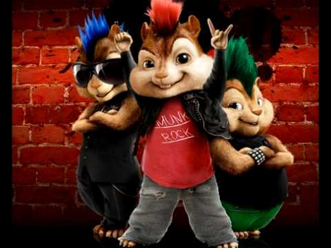 Taio Cruz- Dynamite (Chipmunk)