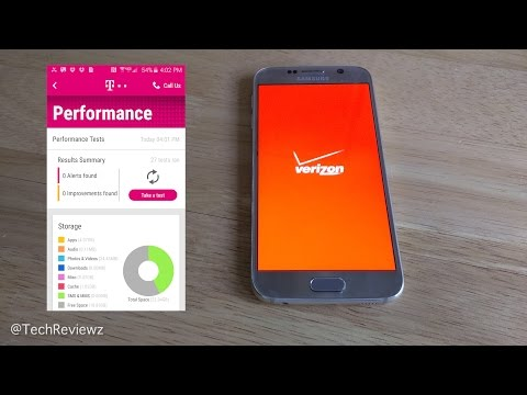 Using a VERIZON phone on T-MOBILE Network  (Samsung. iPhone. HTC etc)
