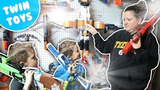 Nerf War:  Mail Time Mayhem 28 Big Surprise