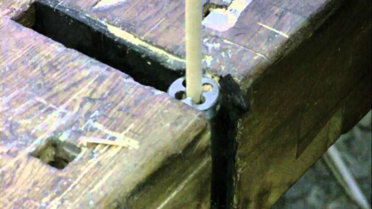 Как сделать деревянные шканты своими руками 20
