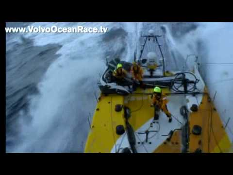 Long way down - Volvo Ocean Race 2008-09