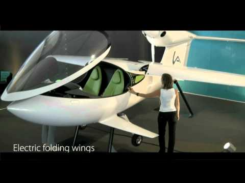 LISA Airplanes - AKOYA shows its capabilities