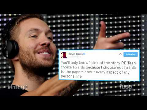 Calvin Harris Defends Blocking Rita Ora's Teen Choice Performance