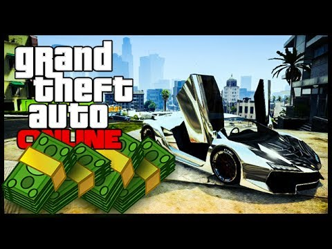 GTA 5 Online - Make Money Fast SOLO! After Patch 1.15