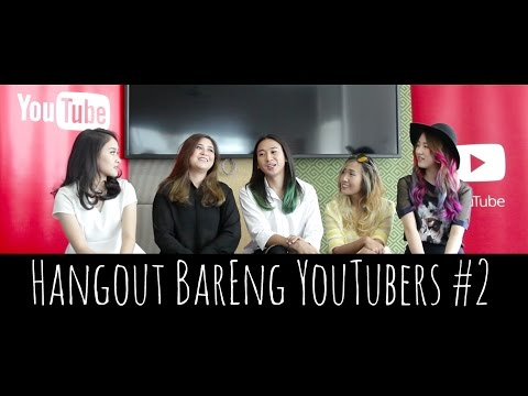 Hangout Bareng YouTubers - Beauty Fashion Creators