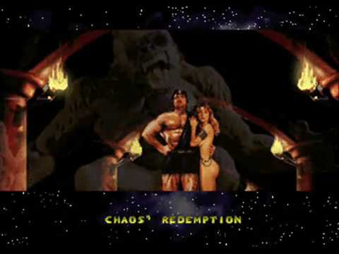 Primal Rage --ALL ARCADE ENDINGS--
