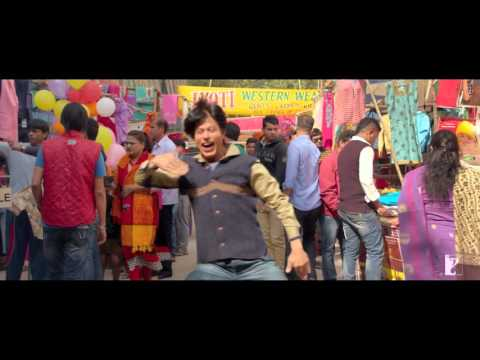 THE FAN ANTHEM VIDEO SONG TAMIL (MOVIE) BY:YRF