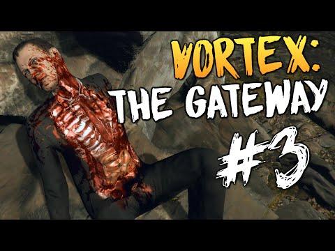 Vortex: The Gateway - Крафт. Строим Дом!