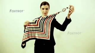 Как носить наши шарфы и платки с украшениями