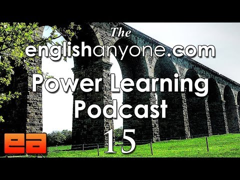 The Power Learning Podcast -15 – Get Fluent and Learn Anything Faster with the Fluency Bridge
