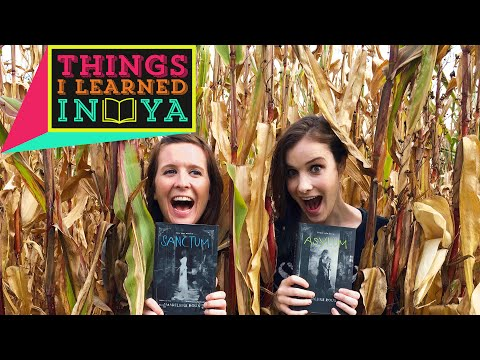 How To Survive A Haunted House | Things I Learned In YA: Horror...