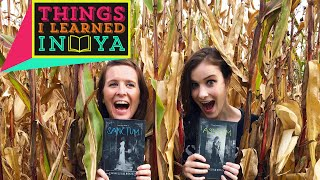 How To Survive A Haunted House | Things I Learned In YA: Horror Story 101