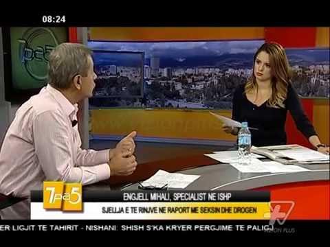 7pa5 - Sjellja e te rinjve ne raport me seksin dhe drogen - 21 Tetor