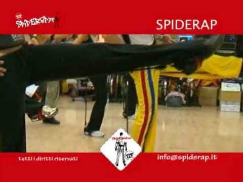 Lezione palestra olimpo spiderap metodo rap rudy alexander program