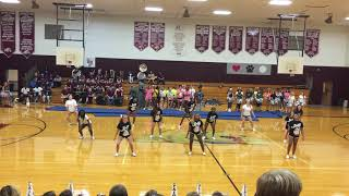 bodak yellow cheer dance