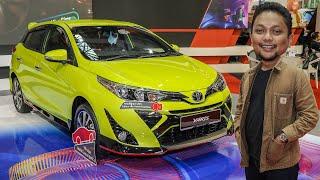 TINJAUAN AWAL: Toyota Yaris 2019 di Malaysia - dari RM71,888
