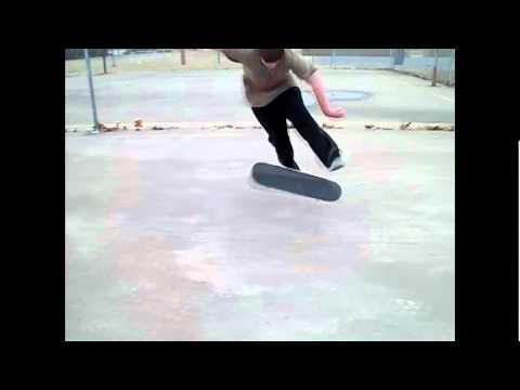 Alex doin a tre (old footage)