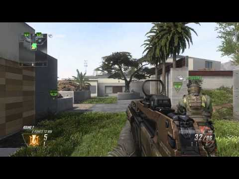 Nadestorms - 4v4 MLG SnD On Raid - Black Ops 2